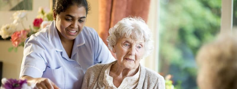 residential care homes